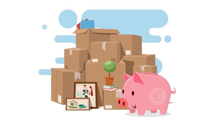 Saving Costs On Moving House
