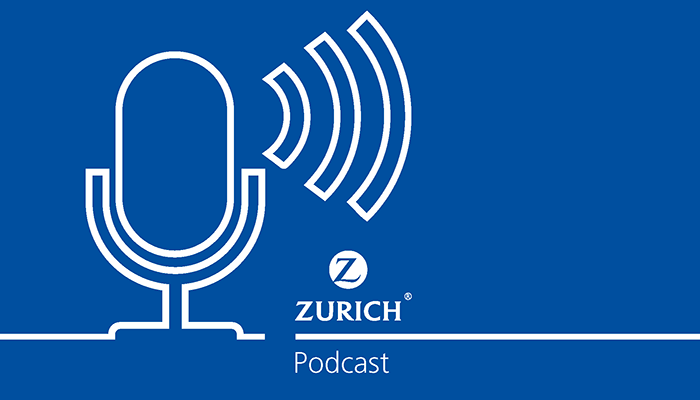 Zurich's Podcast Icon