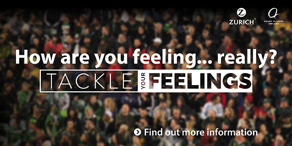 Tackle Your Feelings Promotional Image