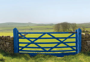 Blue-Farm-Gate-300x205